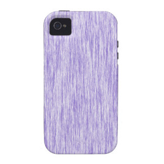 White-And-Dark-Violet-Render-Fibers-Pattern iPhone 4/4S Cases