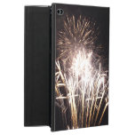 White and Gold Fireworks I Patriotic Celebration Powis iPad Air 2 Case