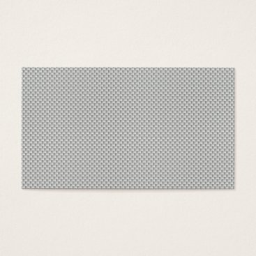 astroskins White and Grey Carbon Fiber Graphite Business Card