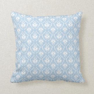 Blue And White Design Pillows - Blue And White Design Throw Pillows Zazzle
