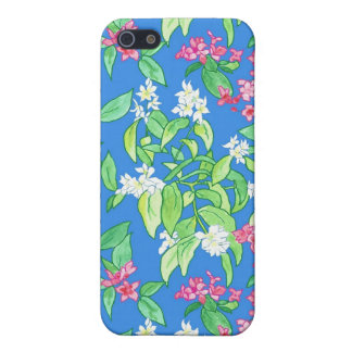 White and Pink Spring Blossom  Cover For iPhone SE/5/5s