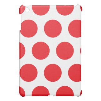 White and red  polka dot  iPad mini iPad Mini Case