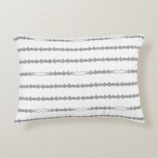 White and Silver Pillows