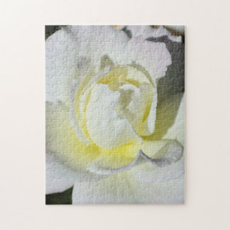 White and Yellow Rose Puzzle