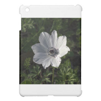 White Anemone coronaria from the Galilee ( Case For The iPad Mini