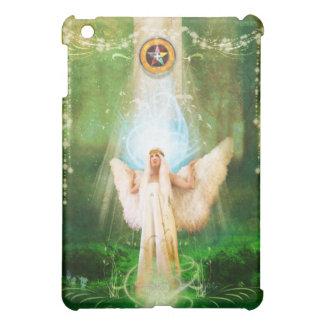 White Angel iPad case
