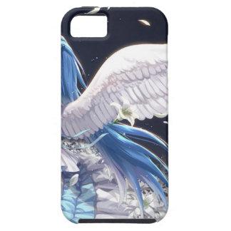White Angel San iPhone SE/5/5s Case