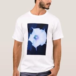 white angel trumpet flower T-Shirt