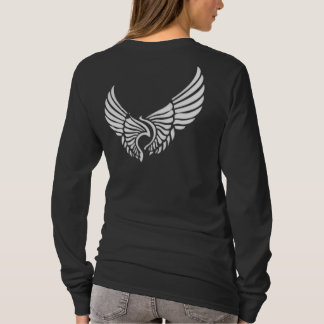 White Angel Wings T-Shirt