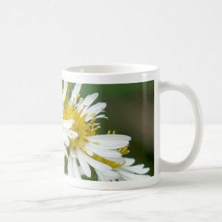 White Aster Mug