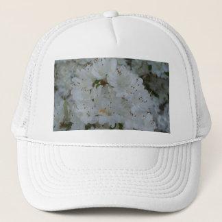 White Azaleas Trucker Hat