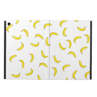 White Banana Cover For iPad Air