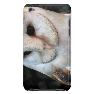 White Barn Owl iPod Touch Case-Mate Case