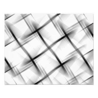 White basket weave texture art photo