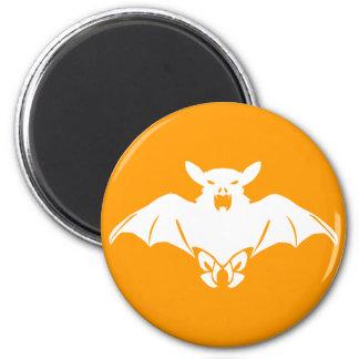White Bat Magnet