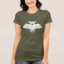 White Bat Women T-Shirt