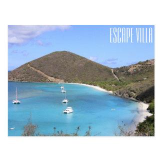 White Bay Postcard