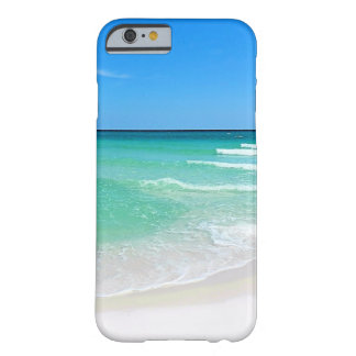White Beach Barely There iPhone 6 Case