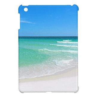 White Beach Cover For The iPad Mini