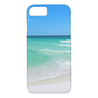 White Beach iPhone 7 Case