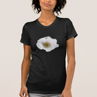 White Beach Rose Apparel Items T-Shirt