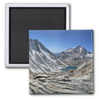 White Bear and Brown Bear Lake - Sierra Magnet