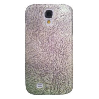 White Bear fur  Galaxy S4 Cover