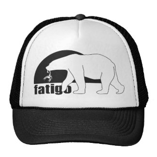 White Bear Hat