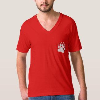 White Bear Pride Bear Claw (R) T-Shirt