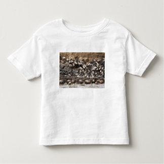 White-bearded Wildebeest or Gnu, Connochaetes Tee Shirt