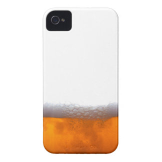 White Beer Iphone Case