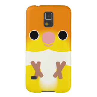 White-bellied Caique Galaxy S5 Case