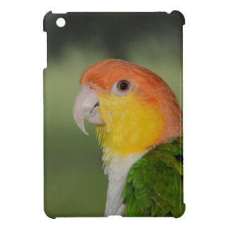 White Bellied Caique Parrot Outdoors iPad Mini Covers