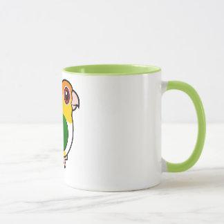 White-bellied Parrot Mug