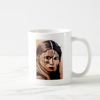 White Belly. Sioux. 1900 Coffee Mug