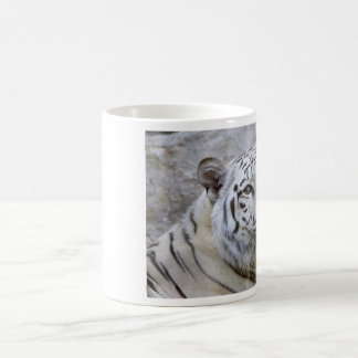 White Bengal Tiger Mug