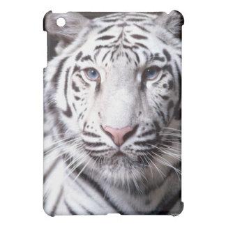 White Bengal Tiger Photography iPad Mini Cover