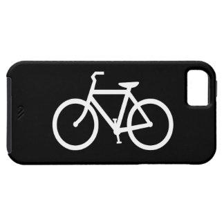 White Bike Route iPhone SE/5/5s Case