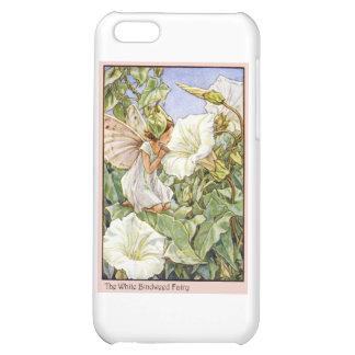 White Bindweed Fairy iPhone 5C Cover