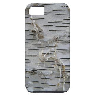 White Birch Bark iPhone 5 Covers
