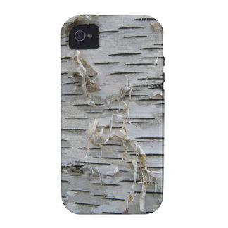 White Birch Bark iPhone 4/4S Covers