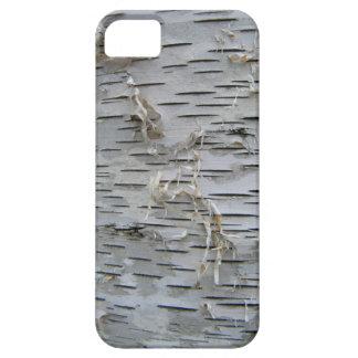 White Birch Bark iPhone 5 Cover