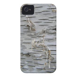 White Birch Bark iPhone 4 Cover
