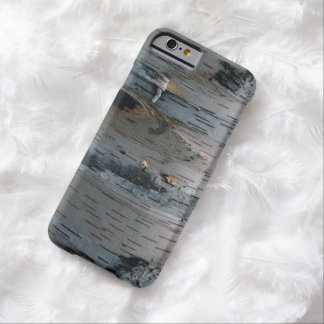 White Birch Tree Nature Phone Case Barely There iPhone 6 Case