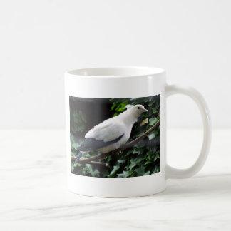 White Bird Coffee Mug