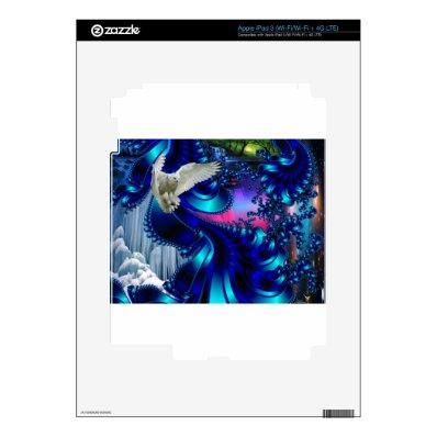 White Bird.jpg iPad 3 Skin