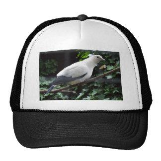 White Bird Trucker Hat