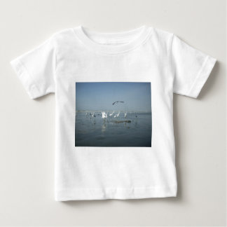 White birds featehres hakuna matata.JPG Baby T-Shirt