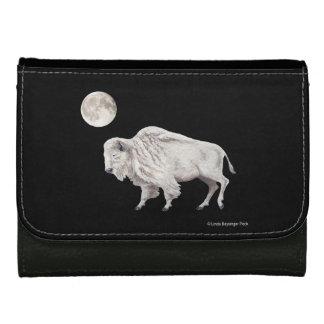 White Bison Full Moon Wallet For Women