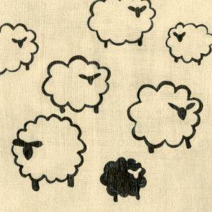 Sheep Plates | Zazzle